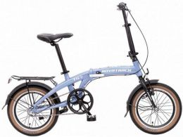 Складной мини-велосипед Novatrack TG-16 (2016)